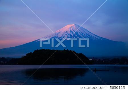 山梨 富士山 照片 富士山 雪冠 红富士 首页 照片 日本风景 山梨 富士