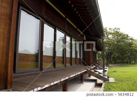 房屋 日式房屋 景观