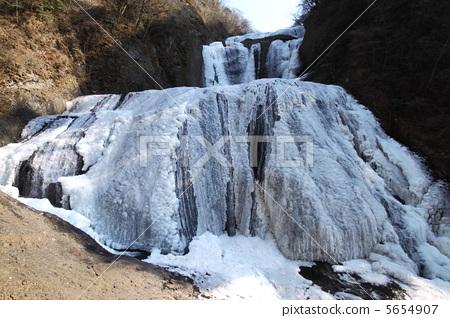 风景_自然 河_池塘 瀑布 照片 袋田瀑布 冰瀑布 瀑布 首页 照片 风景