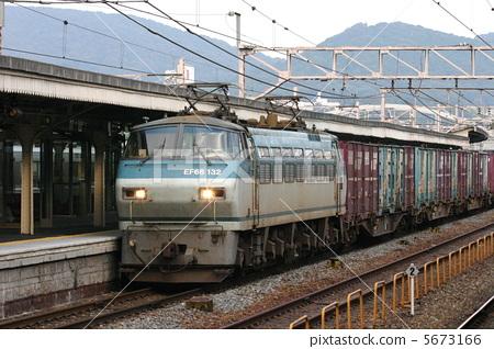 照片 货运列车 电机 东海道本线 首页 照片 交通工具_交通 电车_铁道