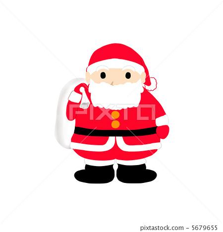 圣诞老人 描述 插图