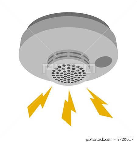 火灾报警器 闹钟 传感器