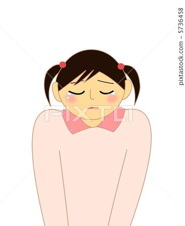 小女孩 哭泣 女孩们