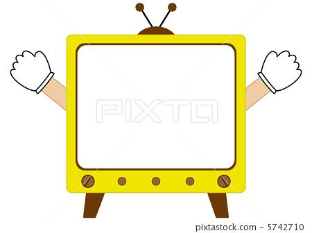 ppt手绘电视