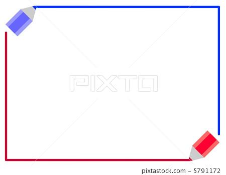 图库插图: 框架 帧 边框