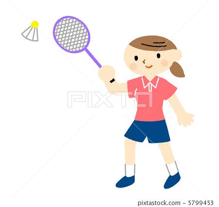 羽毛球 球拍