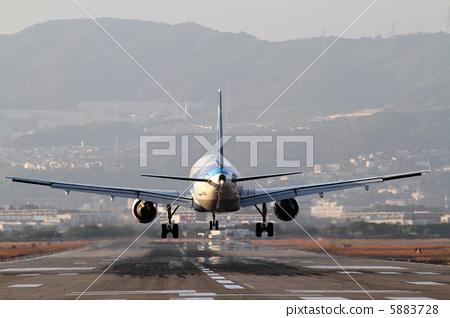 喷气式飞机 空中客车 登陆