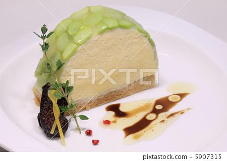 图库照片: 蛋糕 白底 去底
