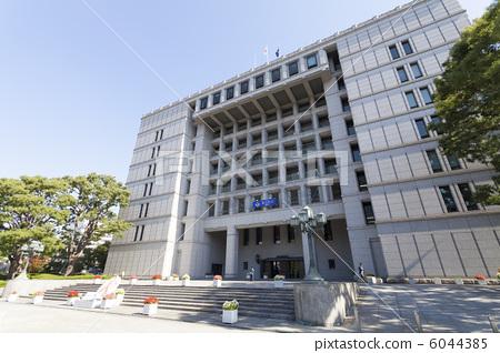 首页 照片 业种_产业 土木 建筑业 大阪市政厅  *pixta限定素材仅在