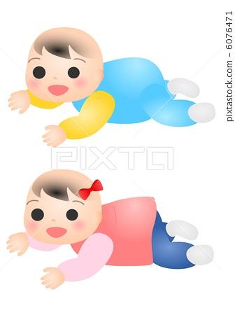 婴儿 宝贝 动物宝宝