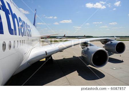 照片: 飞机 空中客车 喷气式飞机