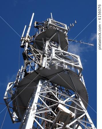 天线杆 无线电塔 建筑