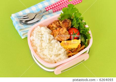 照片 日用品 餐具 便当盒 便当 午餐盒 日式便当  *pixta限定素材仅在