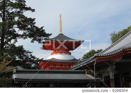 庙宇 寺院 中山寺-图片素材 [6268304] - pixta