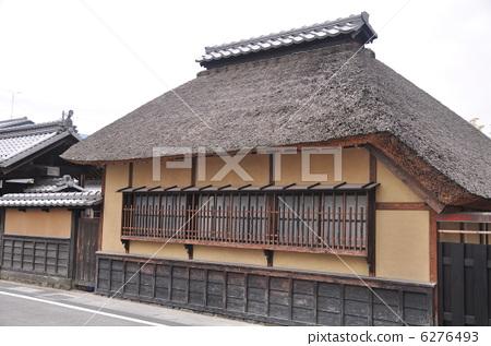 日式房屋 建筑 历史建筑