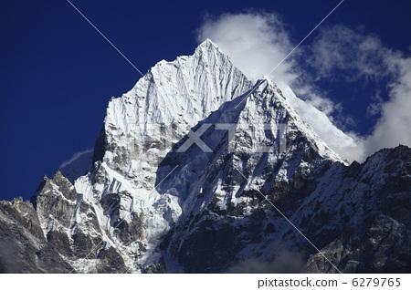 照片素材(图片): 喜马拉雅山 雪山 亚洲