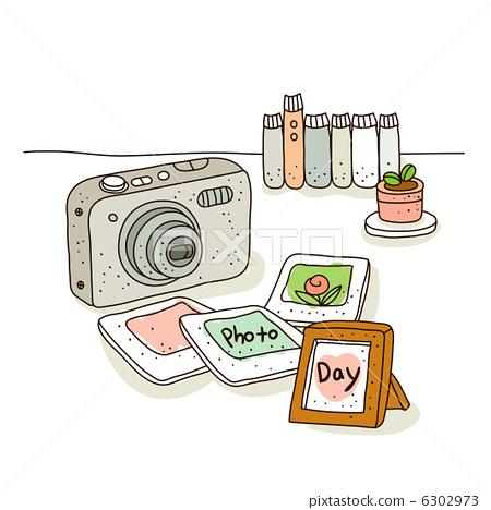 数码相机 照相机 图标