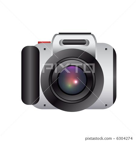 照相机 图标 数码相机