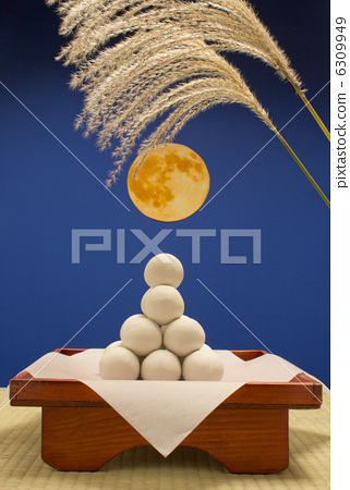 中秋节之夜 月圆之夜 收获月