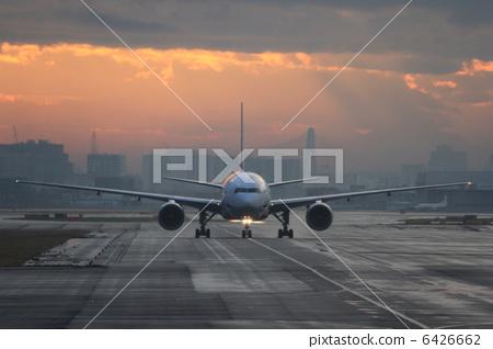 飞机 客用飞机 喷气式飞机