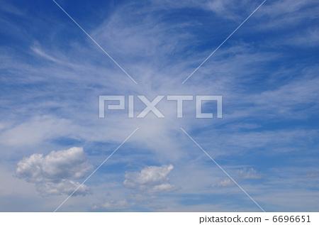 图库照片: 云彩 云 风景