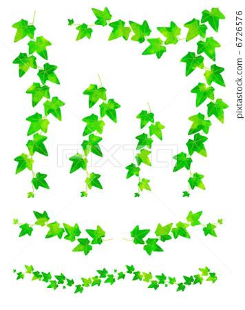 绿叶简笔画边框图片大全_绿叶简笔画边框图集分享