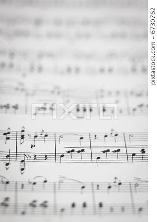 得分 四分音符 乐谱