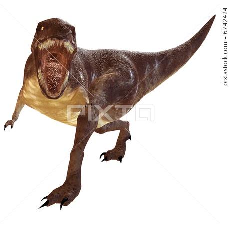 恐龙中的暴龙和霸王龙哪个要厉害点