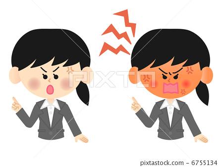 怒火超可爱卡通图片