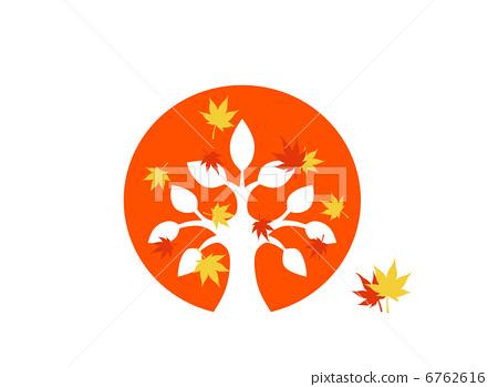 树木造型logo
