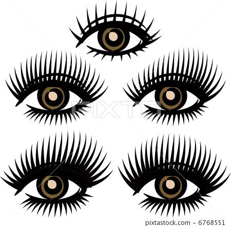 彩妆 美妆工具 设计 矢量 矢量图 素材 450_442