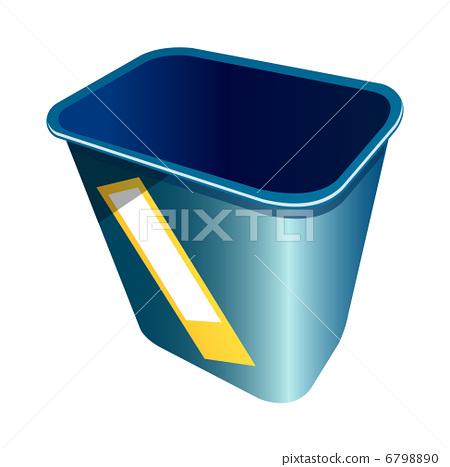 垃圾桶 图标
