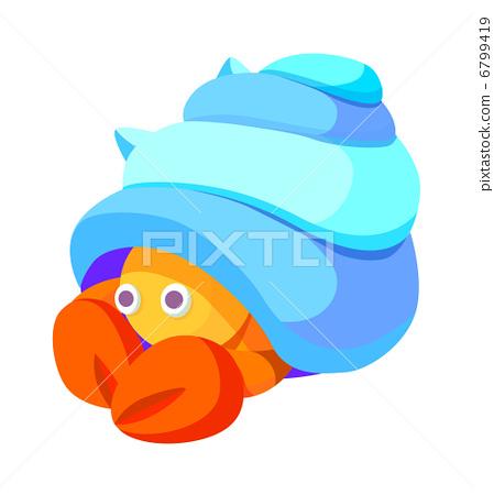 手工制作海螺帽子