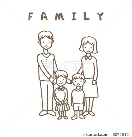 家庭照片 开怀笑