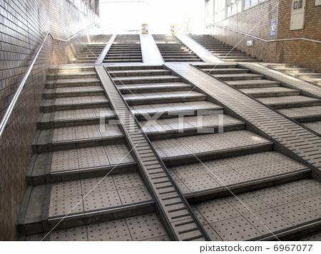 图库照片: 步骤 斜坡 楼梯