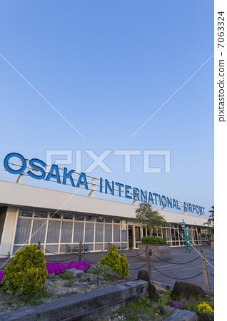 日本风景 大阪 伊丹机场 照片 大阪国际机场 大阪机场 伊丹机场 首页