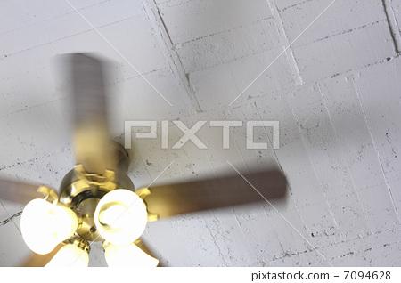 三叶吊扇实物接线图解