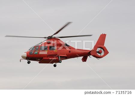 直升飞机 消防直升机 直升机
