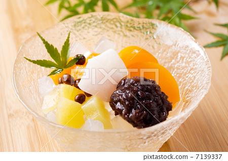 食物 甜品 和果子