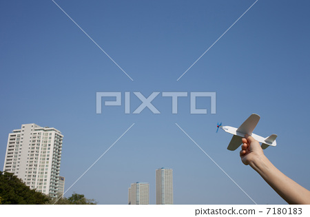 纸飞机 飞机模型 手工艺