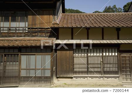 图库照片: 木屋 木制结构房屋 房屋