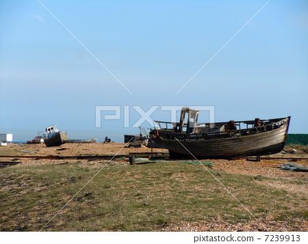 万王之王风景废船