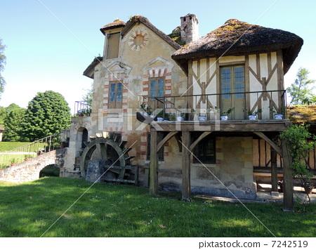 乡间别墅 宫殿 法国