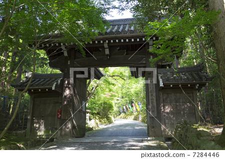 京都 京都车站 照片 赤山禅院 寺门 关西 首页 照片 日本风景 京都