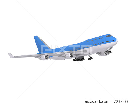 飞机 喷气式飞机 兴奋