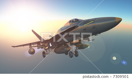 飞机 战斗机 喷气式飞机