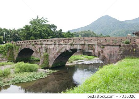 首页 照片 业种_产业 土木 建筑业 石桥 洪水 现役  *pixta限定素材仅