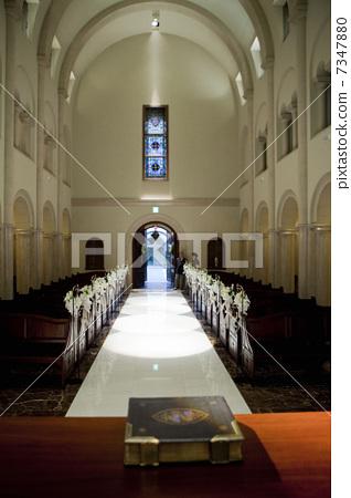 婚礼大厅 礼堂 婚礼