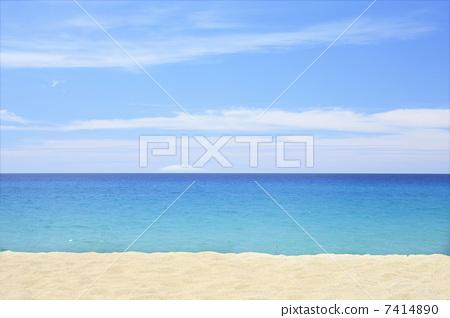 图库照片: 永田海滩 海滩 海洋
