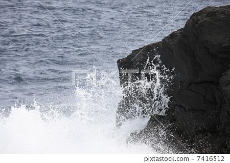 图库照片: 岩石 石头和岩石 海洋